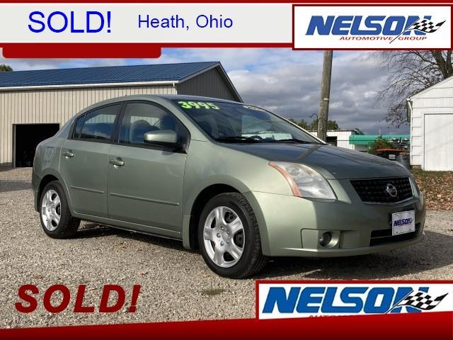 2008 Nissan Sentra (CC-1437030) for sale in Marysville, Ohio