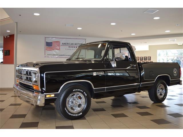 1990 Dodge Ram (CC-1437033) for sale in San Jose, California