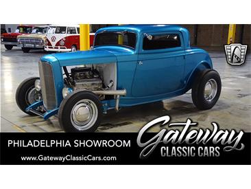 1932 Ford 3-Window Coupe (CC-1437034) for sale in O'Fallon, Illinois