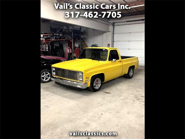 1981 Chevrolet C10 (CC-1437036) for sale in Greenfield, Indiana