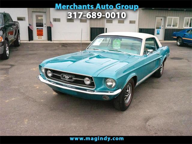 1967 Ford Mustang (CC-1437040) for sale in Cicero, Indiana