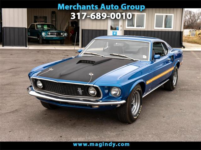 1969 Ford Mustang (CC-1437041) for sale in Cicero, Indiana
