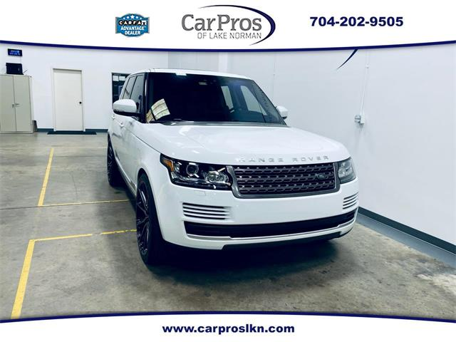 2017 Land Rover Range Rover (CC-1437048) for sale in Mooresville, North Carolina