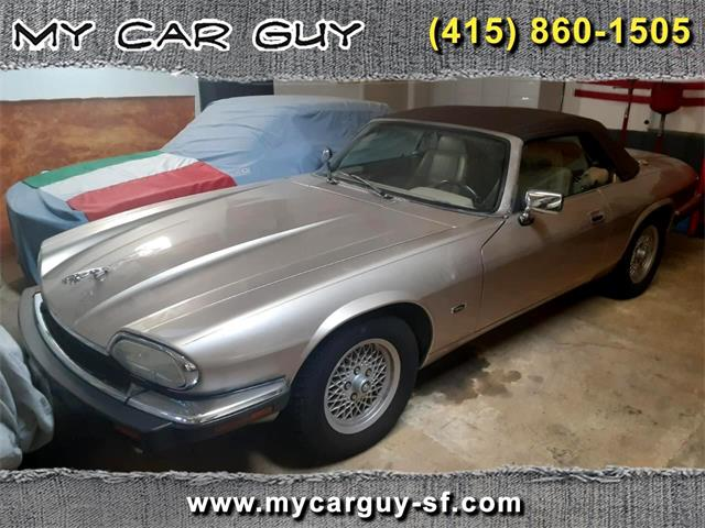 1993 Jaguar XJS (CC-1437053) for sale in Groveland, California