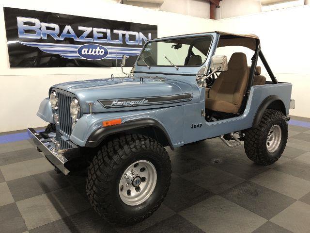 1985 Jeep CJ7 (CC-1437054) for sale in Houston, Texas