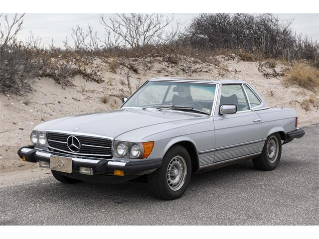 1977 Mercedes-Benz 450SL (CC-1437061) for sale in STRATFORD, Connecticut