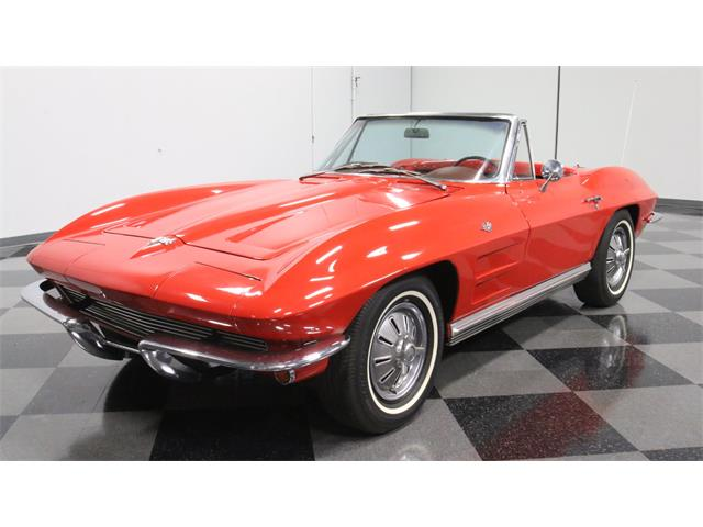 1964 Chevrolet Corvette (CC-1437068) for sale in Roanoke, Alabama