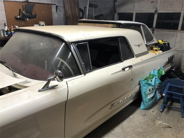 1960 Ford Thunderbird (CC-1437074) for sale in Soddy Daisy, Tennessee