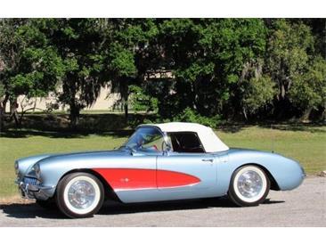 1957 Chevrolet Corvette (CC-1437078) for sale in Lakeland, Florida