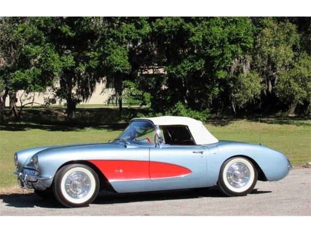 1957 Chevrolet Corvette (CC-1437078) for sale in Lakeland, Florida
