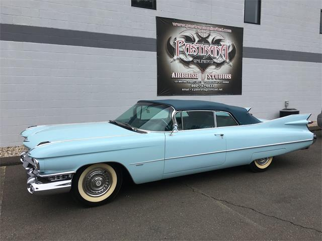 1959 Cadillac Series 62 (CC-1437079) for sale in Lakeland, Florida
