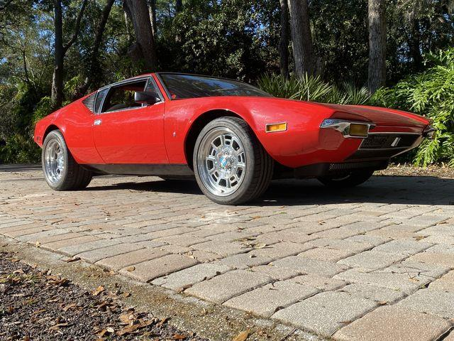 1972 De Tomaso Pantera (CC-1437082) for sale in Lakeland, Florida