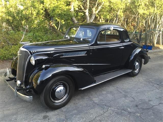 1937 Chevrolet Business Coupe (CC-1437084) for sale in Lakeland, Florida