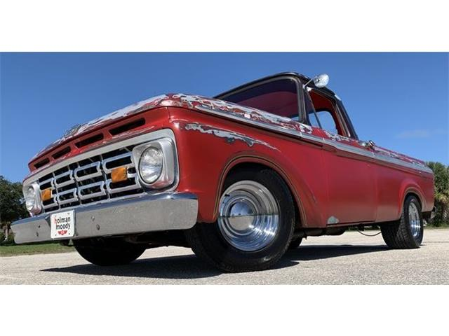 1963 Ford F100 (CC-1437090) for sale in Lakeland, Florida