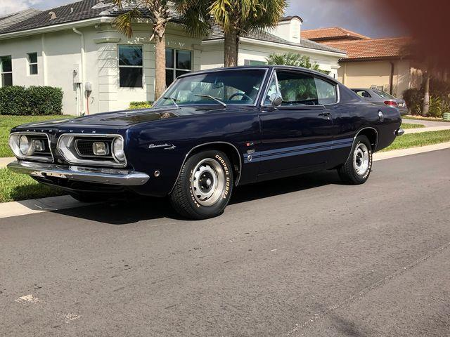 1967 Plymouth Barracuda (CC-1437093) for sale in Lakeland, Florida