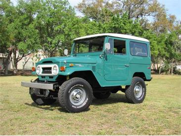 1974 Toyota Land Cruiser FJ (CC-1437096) for sale in Lakeland, Florida