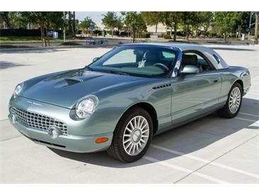 2004 Ford Thunderbird (CC-1437099) for sale in Lakeland, Florida