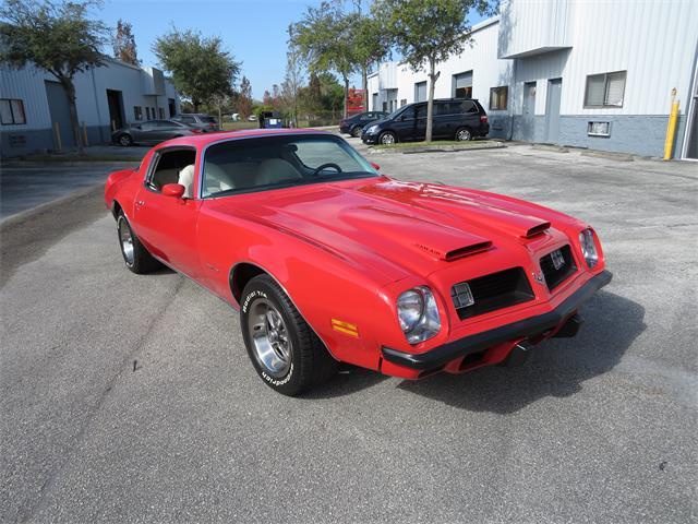1975 Pontiac Firebird Formula (CC-1430071) for sale in Apopka, Florida