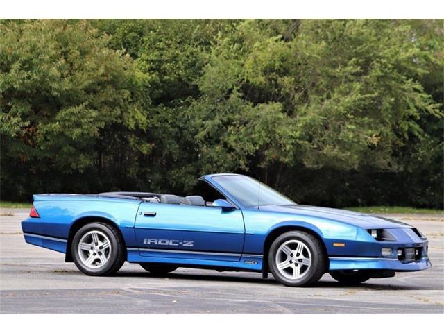 1990 Chevrolet Camaro (CC-1430710) for sale in Greensboro, North Carolina