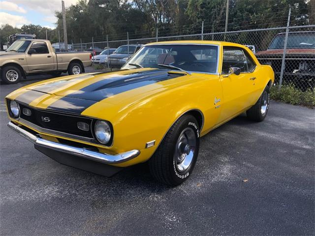 1968 Chevrolet Camaro (CC-1437102) for sale in Lakeland, Florida