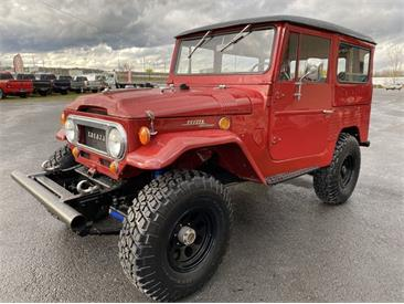 1968 Toyota Land Cruiser FJ (CC-1437103) for sale in Lakeland, Florida