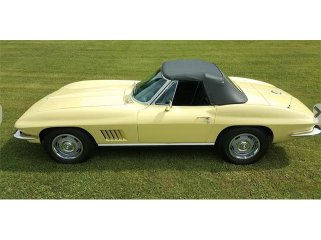 1967 Chevrolet Corvette (CC-1437107) for sale in Grantville, Pennsylvania