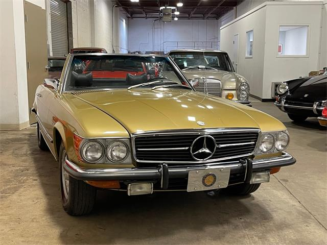 1973 Mercedes-Benz 450SL (CC-1437108) for sale in CLEVELAND, Ohio