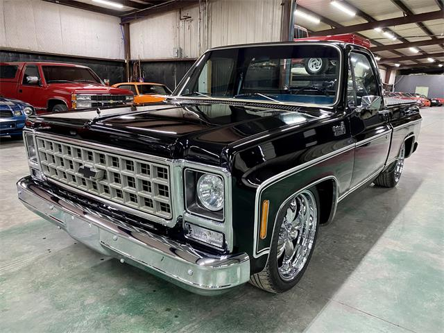 1980 Chevrolet C10 (CC-1437110) for sale in Sherman, Texas