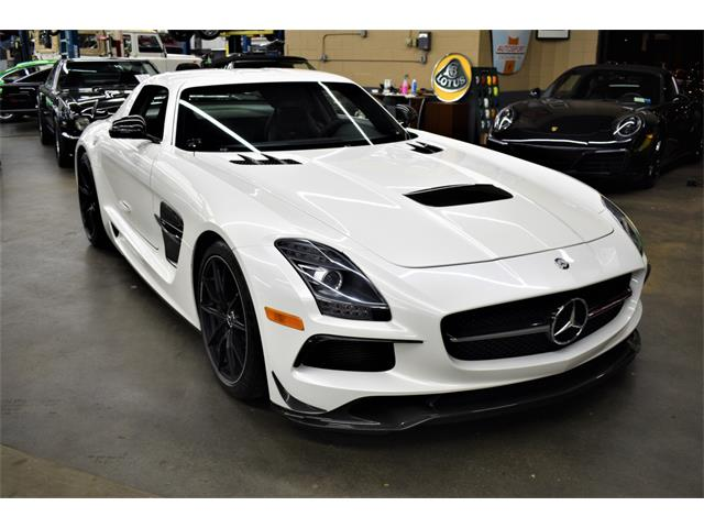 2014 Mercedes-Benz SLS AMG (CC-1437118) for sale in Huntington Station, New York
