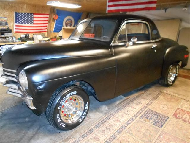 1949 Plymouth 2-Dr Coupe (CC-1437120) for sale in Brainerd, Minnesota