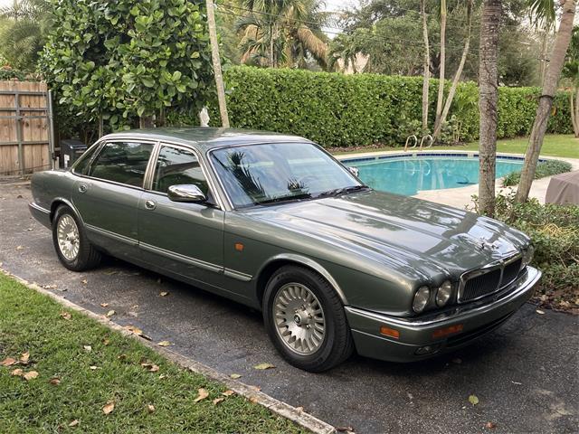 1996 Jaguar XJ12 (CC-1437121) for sale in Miami shores, Florida