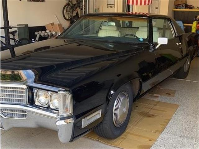 1970 Cadillac Eldorado (CC-1437123) for sale in Irvine, California