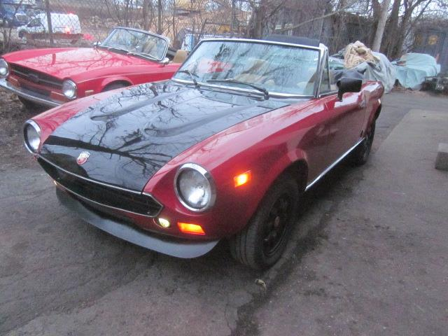 1981 Fiat 124 (CC-1437125) for sale in Stratford, Connecticut