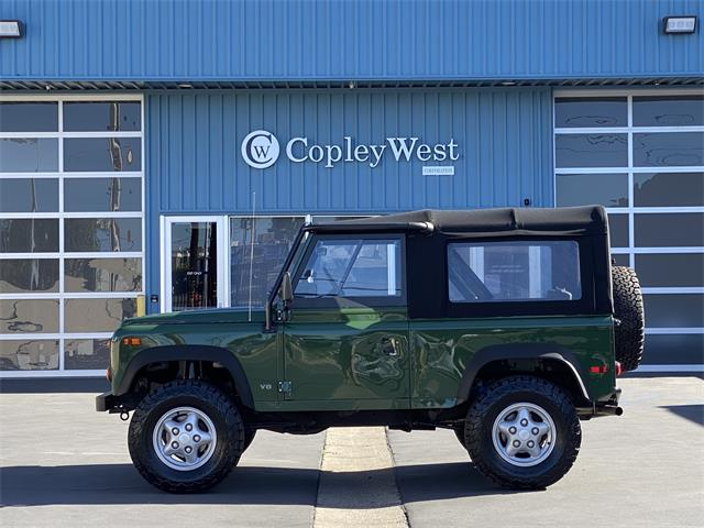 1995 Land Rover Defender (CC-1437127) for sale in NEWPORT BEACH, California