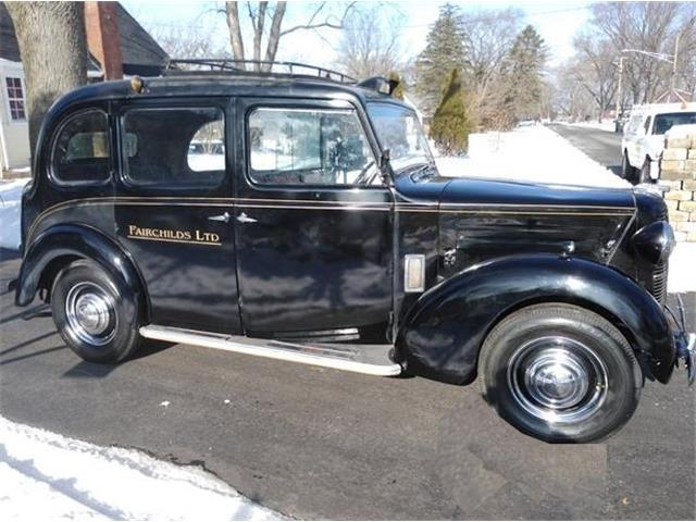 1957 Austin FX3 Taxi Cab (CC-1437130) for sale in West Chicago, Illinois