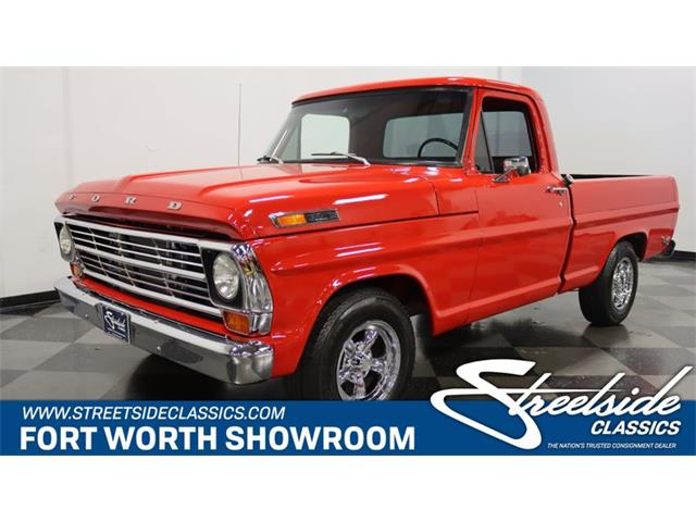 1968 Ford F100 (CC-1437131) for sale in Ft Worth, Texas