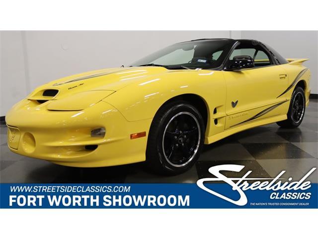 2002 Pontiac Firebird (CC-1437133) for sale in Ft Worth, Texas