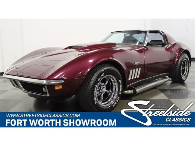 1969 Chevrolet Corvette (CC-1437135) for sale in Ft Worth, Texas