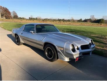 1981 Chevrolet Camaro (CC-1430714) for sale in Greensboro, North Carolina