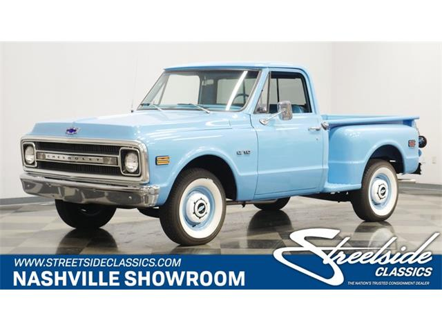 1969 Chevrolet C10 (CC-1437142) for sale in Lavergne, Tennessee