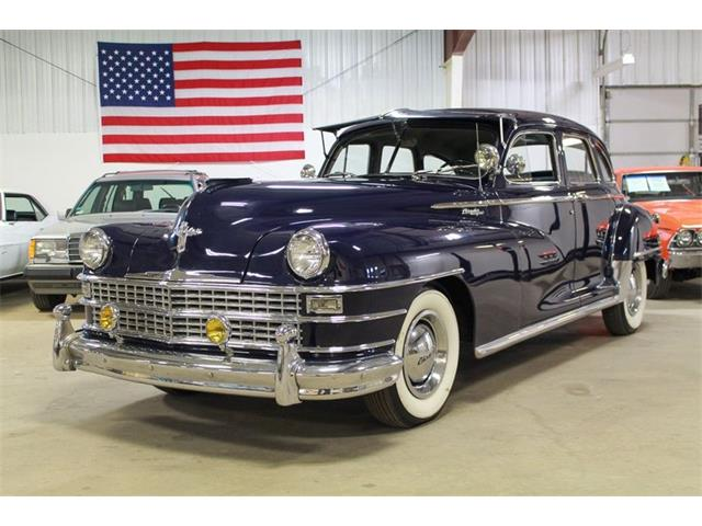1947 Chrysler New Yorker (CC-1437143) for sale in Kentwood, Michigan