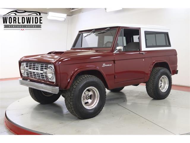1975 Ford Bronco (CC-1437144) for sale in Denver , Colorado