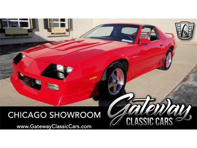 1991 Chevrolet Camaro (CC-1437149) for sale in O'Fallon, Illinois