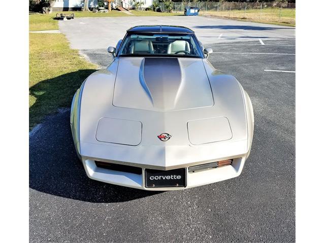 1982 Chevrolet Corvette (CC-1430715) for sale in Greensboro, North Carolina