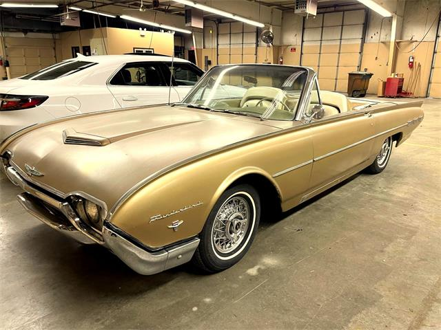 1962 Ford Thunderbird (CC-1437152) for sale in Stratford, New Jersey