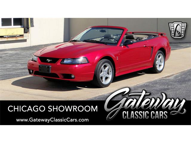 2001 Ford Mustang (CC-1437153) for sale in O'Fallon, Illinois