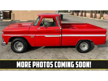 1966 Chevrolet C10 (CC-1437159) for sale in Mankato, Minnesota