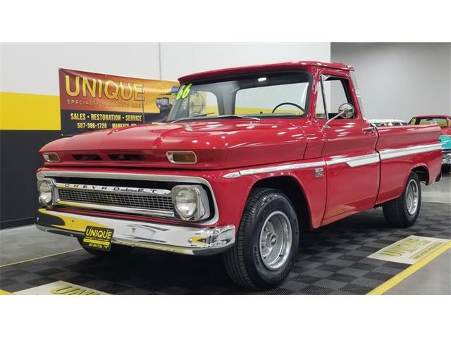 1966 Chevrolet C10 (CC-1437159) for sale in Mankato, Minnesota