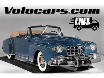 1948 Lincoln Continental (CC-1437160) for sale in Volo, Illinois