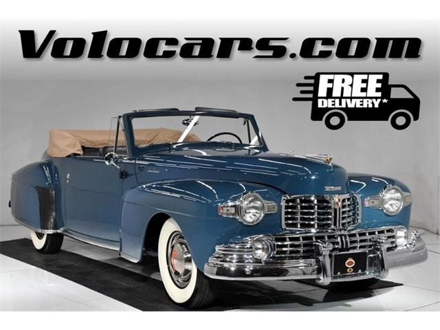1948 Lincoln Continental (CC-1437160) for sale in Volo, Illinois